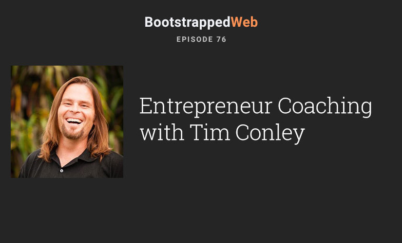 [76]  Tim Conley on Entrepreneur Coaching