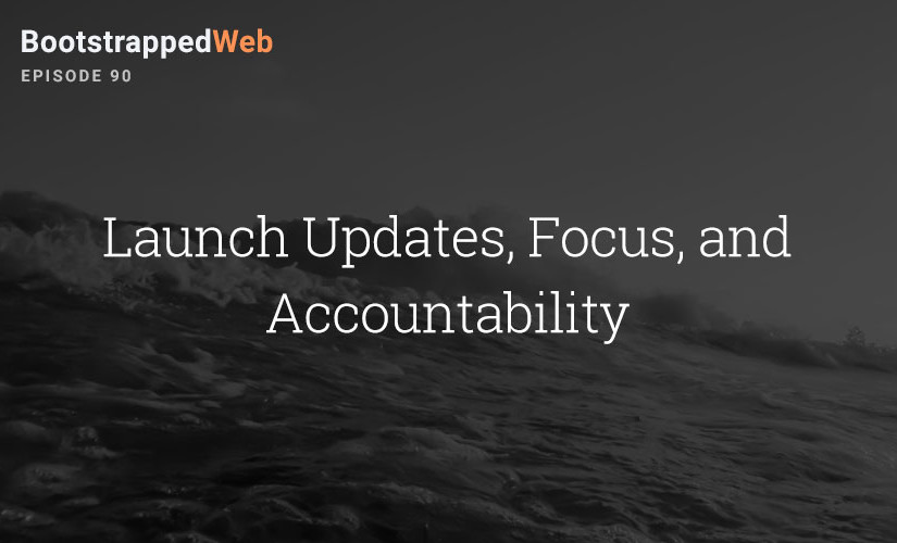 [90] Staying Accountable With Teammates and Launching a Plugin Product